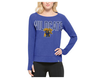 Kentucky Wildcats '47 NCAA Women's React Raglan Long Sleeved T-Shirt