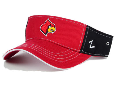 Louisville Cardinals Zephyr NCAA Adjustable Visor