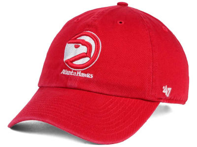 Atlanta Hawks '47 NBA Hardwood Classics '47 CLEAN UP Cap