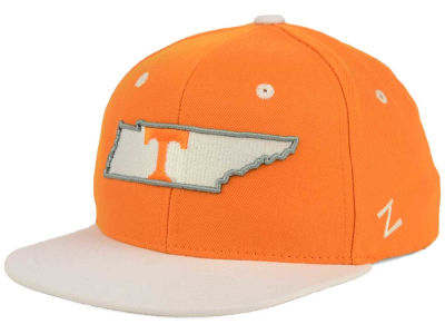 Tennessee Volunteers Zephyr NCAA Youth Statement Snapback Hat