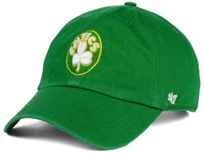 Boston Celtics '47 NBA Hardwood Classics '47 CLEAN UP Cap