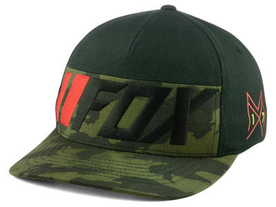 Fox Racing Ozwego Stretch Hat