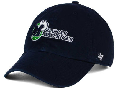 Dallas Mavericks '47 NBA Hardwood Classics '47 CLEAN UP Cap