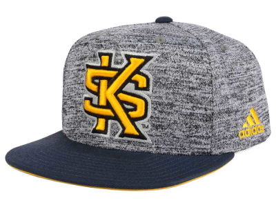 Kennesaw State Owls adidas 2016 NCAA Player Snapback Cap