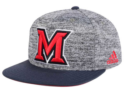 Miami (Ohio) Redhawks adidas 2016 NCAA Player Snapback Cap