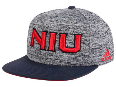 Northern Illinois Huskies adidas 2016 NCAA Player Snapback Cap