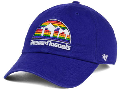Denver Nuggets '47 NBA Hardwood Classics '47 CLEAN UP Cap