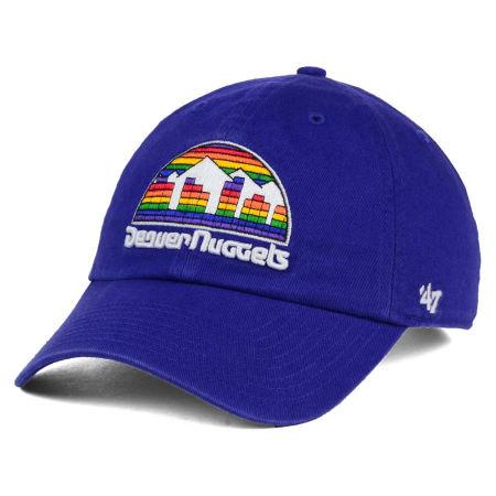 Denver Nuggets '47 NBA Hardwood Classics '47 CLEAN UP Cap
