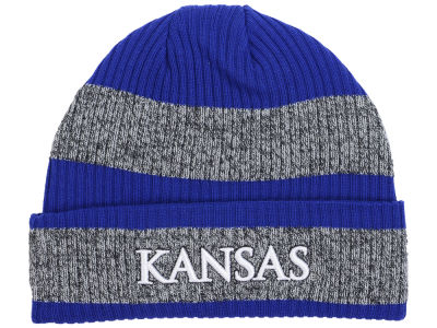 Kansas Jayhawks adidas 2016 NCAA Player Watch Cap Knit