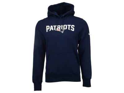 New England Patriots Nike NFL Men's Lockup Hoodie