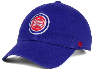 Detroit Pistons '47 NBA Hardwood Classics '47 CLEAN UP Cap