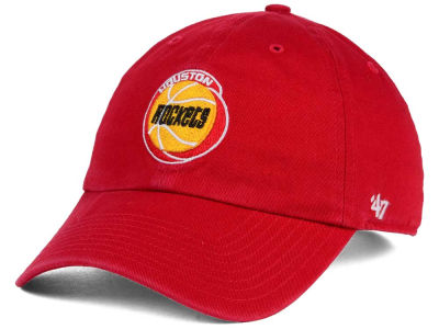 Houston Rockets '47 NBA Hardwood Classics '47 CLEAN UP Cap