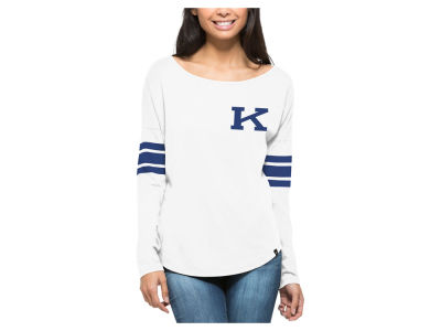 Kentucky Wildcats '47 NCAA Women's Ultra Courtside Long Sleeve T-Shirt