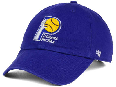 Indiana Pacers '47 NBA Hardwood Classics '47 CLEAN UP Cap