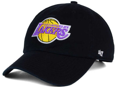 Los Angeles Lakers '47 NBA Hardwood Classics '47 CLEAN UP Cap