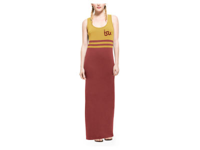 Iowa State Cyclones '47 NCAA Women's Ultra Maxi Dress
