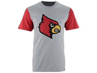 Louisville Cardinals '47 NCAA Men's Triple Up T-Shirt