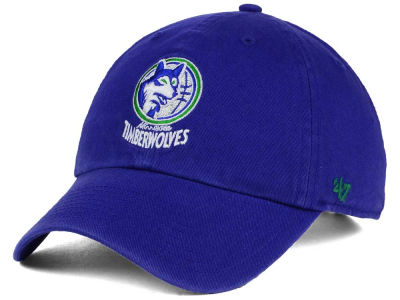 Minnesota Timberwolves '47 NBA Hardwood Classics '47 CLEAN UP Cap