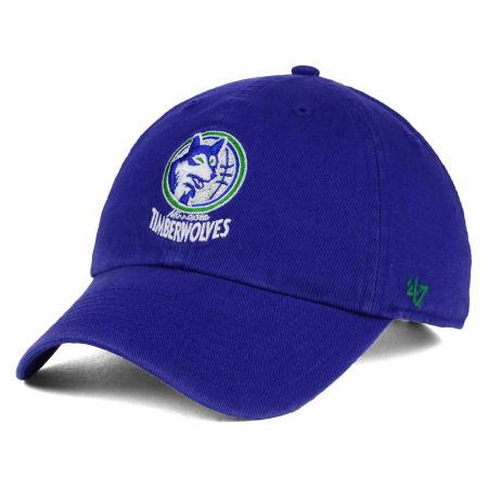 Minnesota Timberwolves '47 NBA Hardwood Classics '47 CLEAN UP Cap