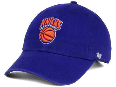 New York Knicks '47 NBA Hardwood Classics '47 CLEAN UP Cap