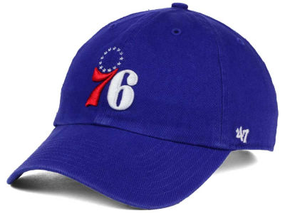 Philadelphia 76ers '47 NBA Hardwood Classics '47 CLEAN UP Cap
