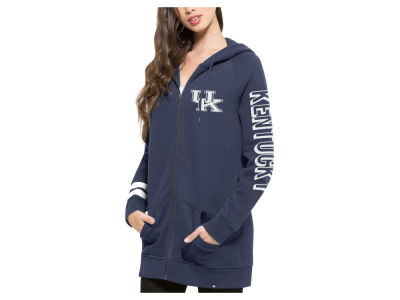 Kentucky Wildcats '47 NCAA Women's Long Line Full Zip Hoodie