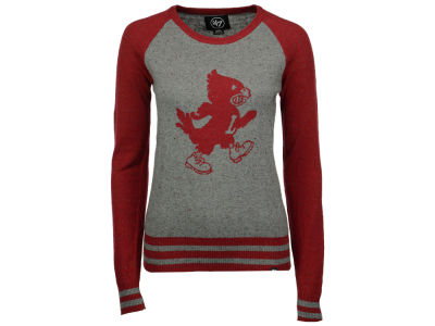Louisville Cardinals '47 NCAA Women's Neps Sweater
