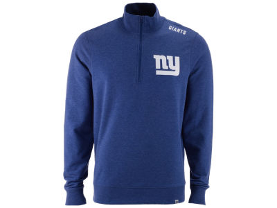 New York Giants '47 NFL Men's Compete 1/4 Zip Pullover