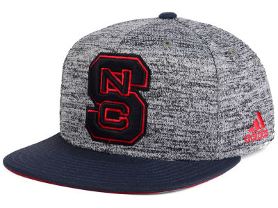 North Carolina State Wolfpack adidas 2016 NCAA Player Snapback Cap