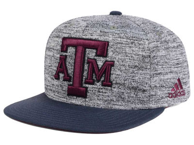Texas A&M Aggies adidas 2016 NCAA Player Snapback Cap