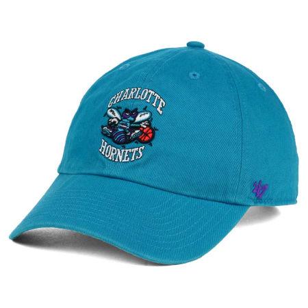 Charlotte Hornets '47 NBA Hardwood Classics '47 CLEAN UP Cap