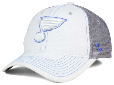 St. Louis Blues Zephyr NHL Cardio Meshback Adjustable Cap
