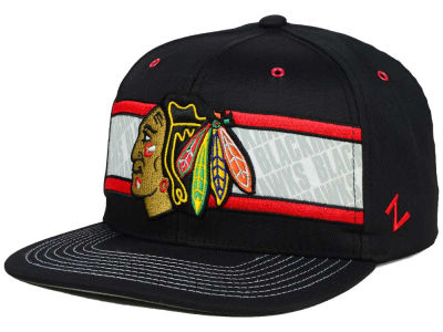 Chicago Blackhawks Zephyr NHL Epic Snapback Hat