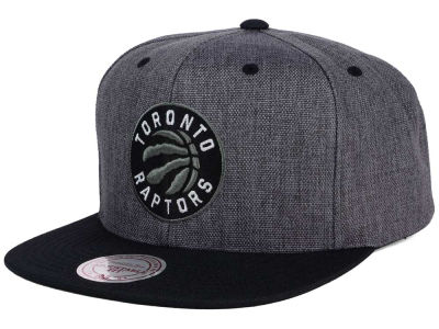 Toronto Raptors Mitchell and Ness NBA Cation 2Tone Snapback Cap