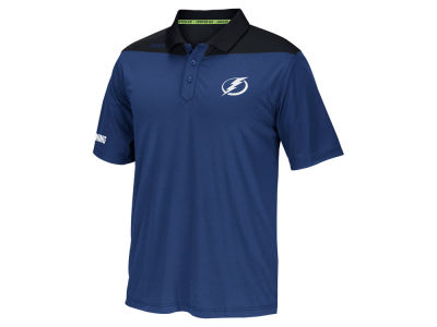 Tampa Bay Lightning Reebok NHL Men's Statement Polo
