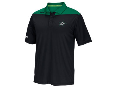 Dallas Stars Reebok NHL Men's Statement Polo