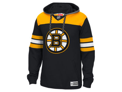 Boston Bruins Reebok NHL Men's Jersey Pullover Hoodie