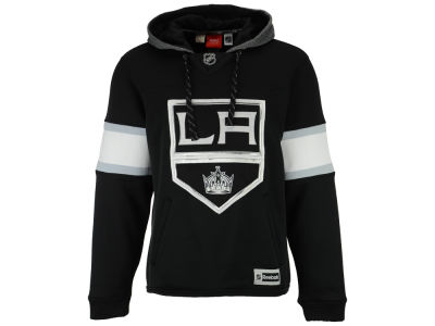 Los Angeles Kings Reebok NHL Men's Jersey Pullover Hoodie