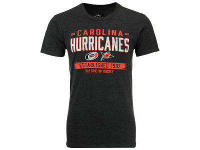 Carolina Hurricanes Old Time Hockey NHL Men's Evolve T-Shirt