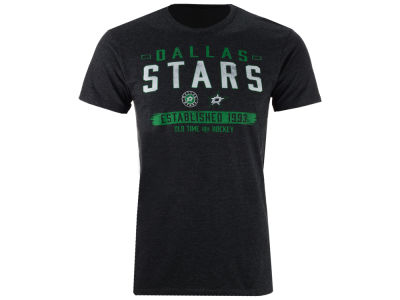 Dallas Stars Old Time Hockey NHL Men's Evolve T-Shirt
