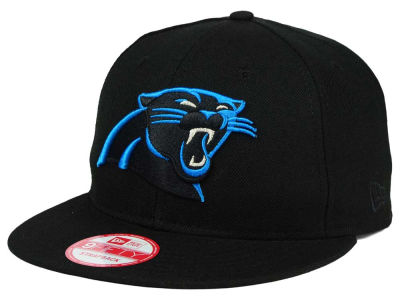 Carolina Panthers New Era NFL Chase 9FIFTY Snapback Cap