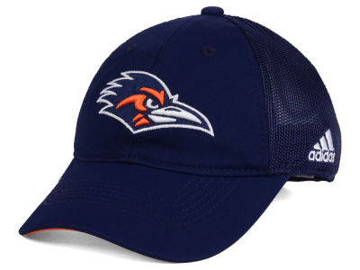 University of Texas San Antonio Roadrunners adidas NCAA Coach Meshback Flex Cap
