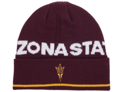 Arizona State Sun Devils adidas 2016 NCAA Coach Cuffed Knit