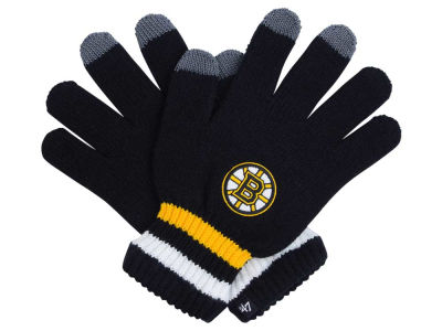 Boston Bruins Jumble Gloves