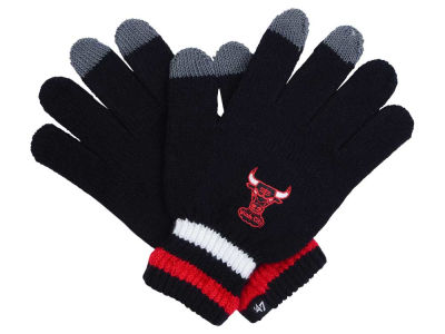 Chicago Bulls Jumble Gloves