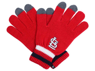 St. Louis Cardinals Jumble Gloves