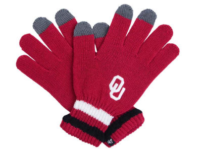 Oklahoma Sooners '47 Jumble Gloves