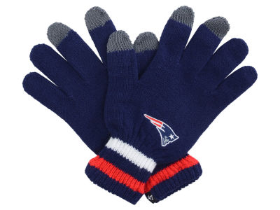 New England Patriots Jumble Gloves