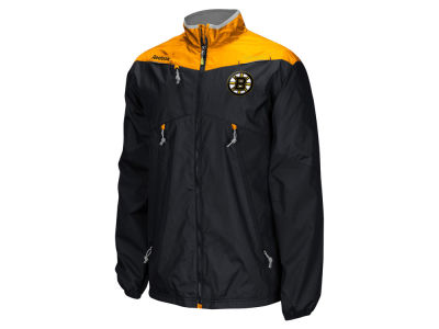 Boston Bruins Reebok NHL Men's Center Ice Rink Jacket