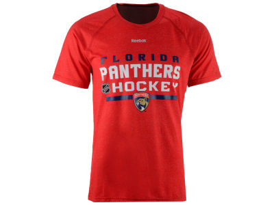 Florida Panthers Reebok NHL Men's Center Ice Locker Room T-Shirt